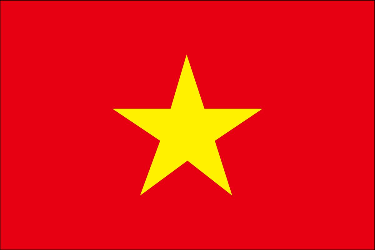 ベトナム社会主義共和国_国旗
